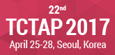 TCTAP 2017, 25-28 April, South Korea