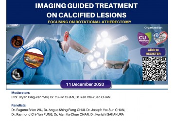 Imaging Guided Treatment on Calcified Lesions, 11 December 2020