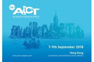 AICT, 7-9 Sep 2018