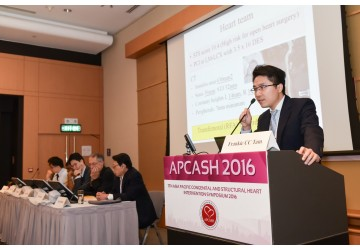 HKSTENT Complication Forum @ APCASH, 25 Sep 2016