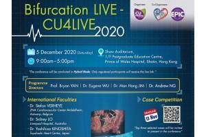 Bifurcation LIVE -CU4LIVE, 5 December 2020