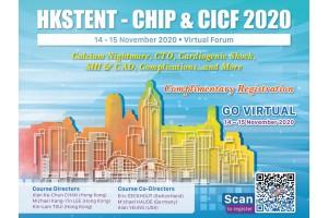 HKSTENT - CHIP & CICF, 14-15 November 2020