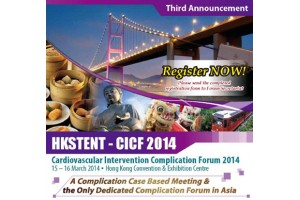 HKSTENT-CICF, 15-16 Mar 2014