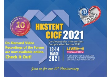 HKSTENT-CICF, 13-14 March 2021