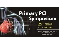 Primary PCI Symposium, 25 Jun 2016