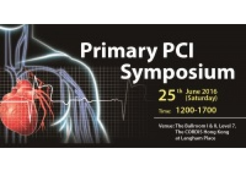 Primary PCI Symposium, 25 June 2016